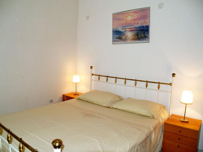 Bedroom - One bedroom apartment in Medulin A101 - Medulin - rentals