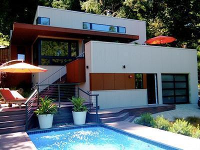 Modern Escape, Russian River, Sonoma, CA - Image 1 - Guerneville - rentals