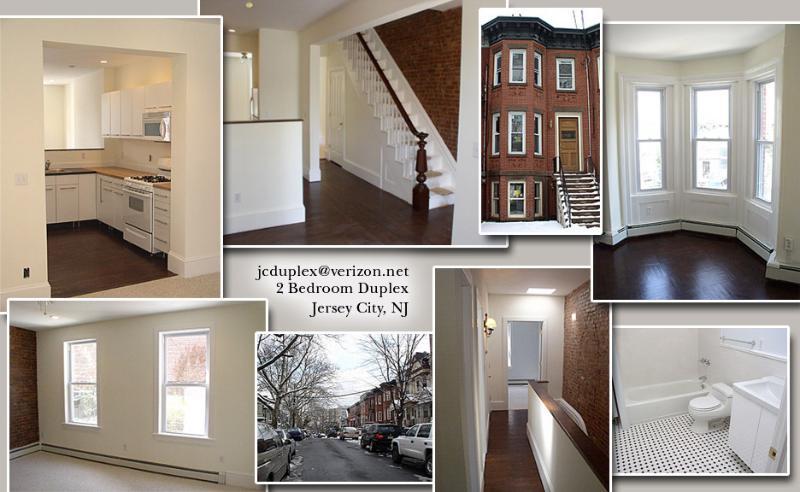 Urban Retreat: Modern Brownstone - Image 1 - Jersey City - rentals