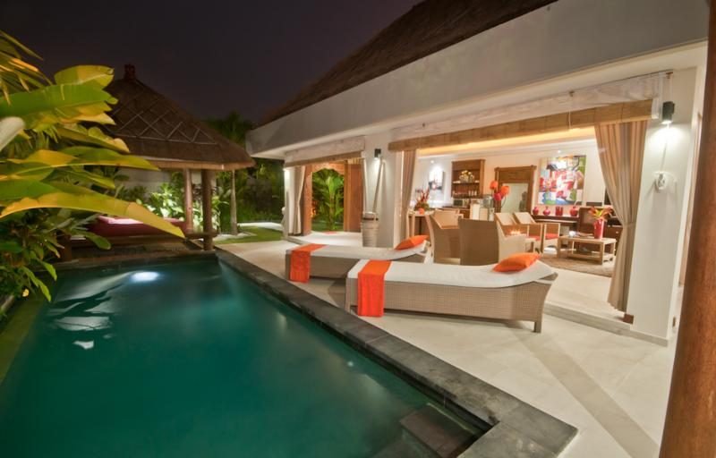 Blue Kangin Villa. The Rising Sun - Blue Kangin Villa. The Rising Sun. - Seminyak - rentals