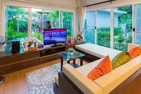 2-Bedroom Luxury Villa in Ao Nang - Image 1 - Ao Nang - rentals