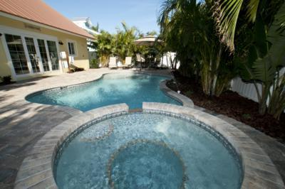 Pool 1 - BEACH BOUND - Holmes Beach - rentals