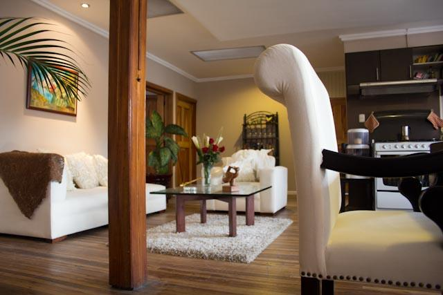 Living Area - New York Style Loft - Cuenca - rentals