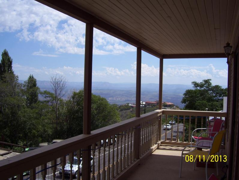 View from Balcony - Jerome Million Dollar View 2 - Jerome - rentals