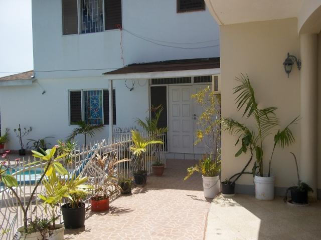 Main entry way - Villa Montego    Apartment one Come To Jamaica And Feel Alright - Jamaica - rentals
