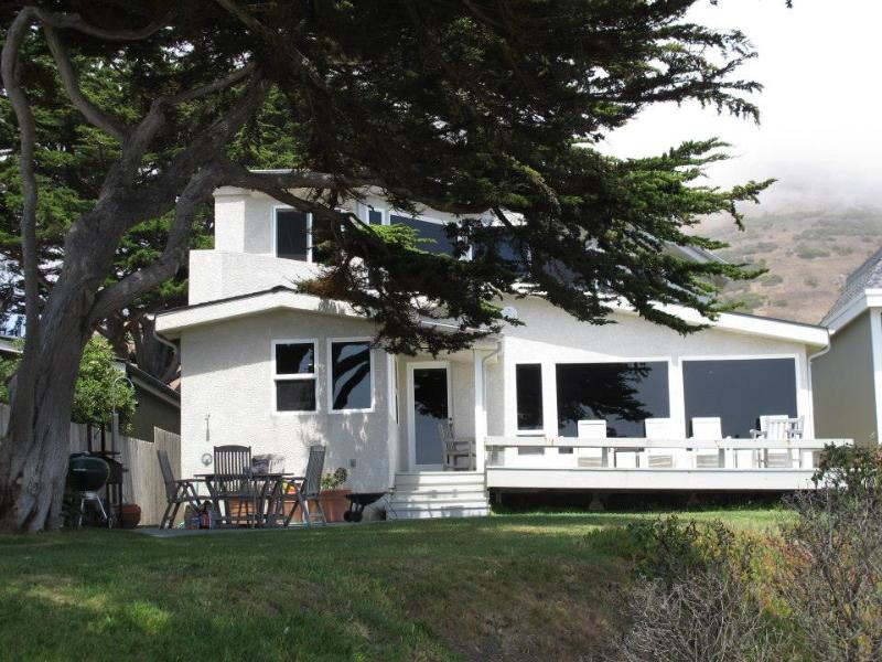Beautiful Beach Front Property - The Beach House - On Cayucos Beach - Cayucos - rentals