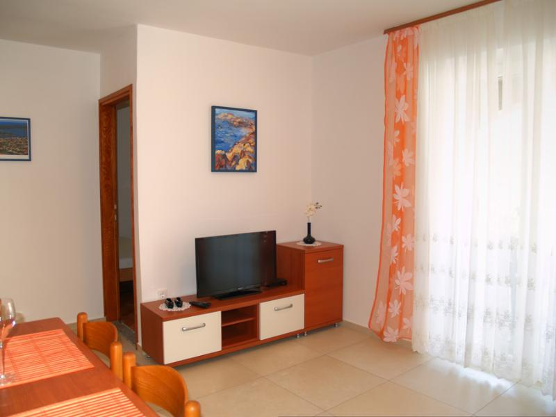Living room - Two bedroom apartment in Medulin A102 - Medulin - rentals