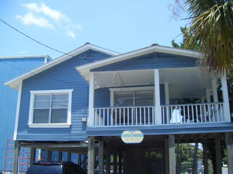CEDAR KEY MARINA STILT HOME - Image 1 - Cedar Key - rentals