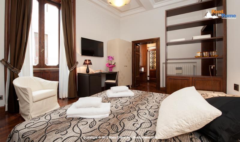 Bedroom - LIVIA - Rome - rentals
