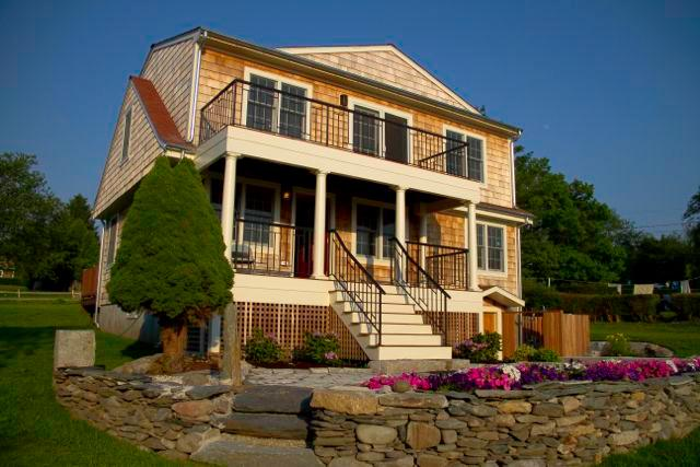 West Facing - Amazing Sunsets Over the Sakonnet! - Contemporary Cottage in Little Compton - Little Compton - rentals