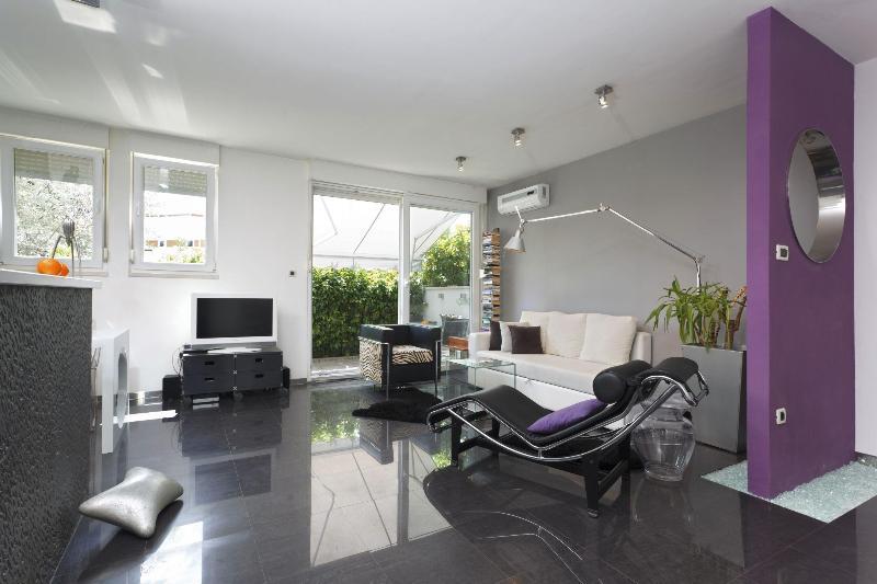 Living room - Touch Split design apartment**** Roko & Cicibela - Split - rentals