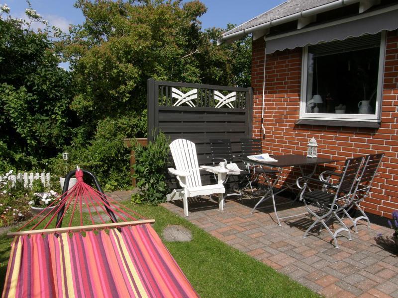Terrace - A farmer's house in Aarhus - Harlev - rentals