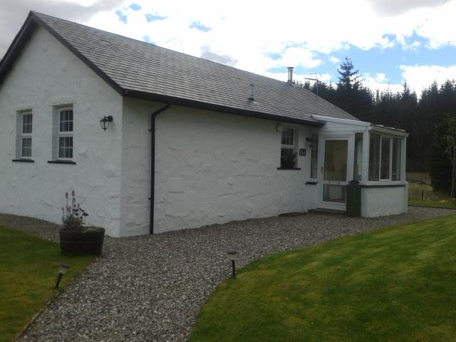 Oak Cottage - Oak Cottage Holiday Let silver rating greentourism - Killin - rentals