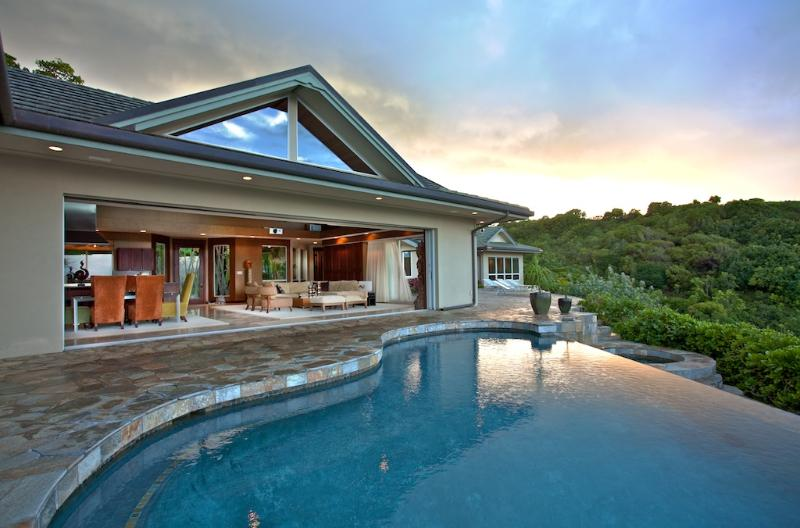 Outdoor Private Pool - North Shore Tropical & Luxury Oceanview House - Haiku - rentals