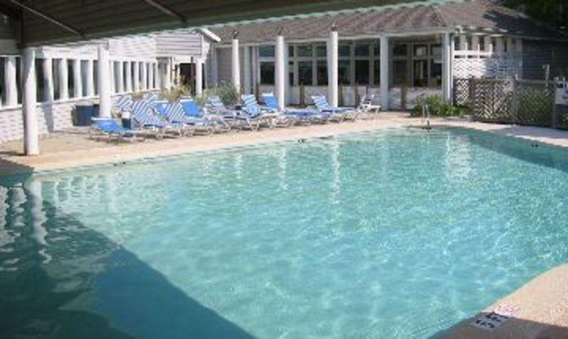 Large outdoor pool area - 2BR condo @ Arcadian Dunes, near beach, pool/WiFi! - Myrtle Beach - rentals