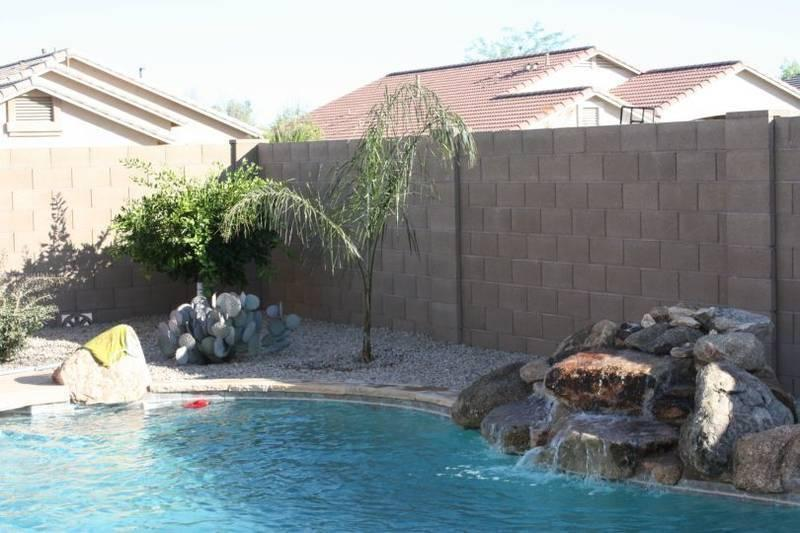 Pool with Waterfall - JULY AUG SPECIAL 3 BED HOUSE PRIVATE POOL - Queen Creek - rentals