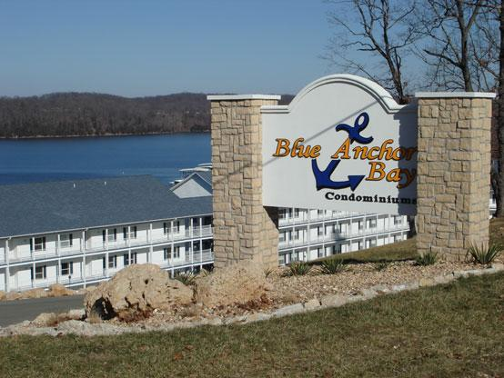 Blue Anchor Bay Condos - Luxury Condo at Lake of the Ozarks - Gravois Mills - rentals