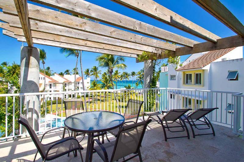 PLAYA TURQUESA K402 - Ocean view - Penthouse - Image 1 - Punta Cana - rentals