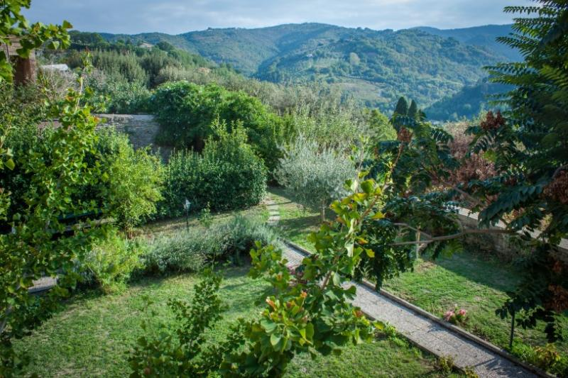 14th Century cute flat with garden - Casa Foresti - Image 1 - Bettona - rentals