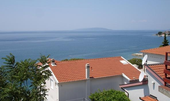The view from the balcony 1 - Apartment Lasic - Gradac - rentals