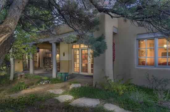 Back Yard - Quail Run Serenity - Santa Fe - rentals