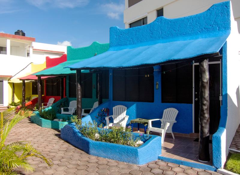 General view - La petite France - Puerto Morelos - rentals