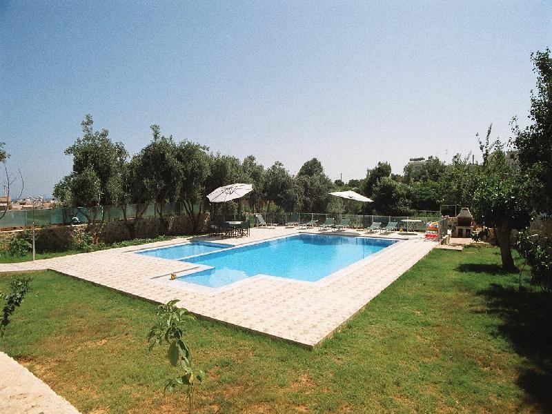 Greek Island Villa with Private Pool, Walk to the Beach - Villa Agatha - Image 1 - Chania - rentals