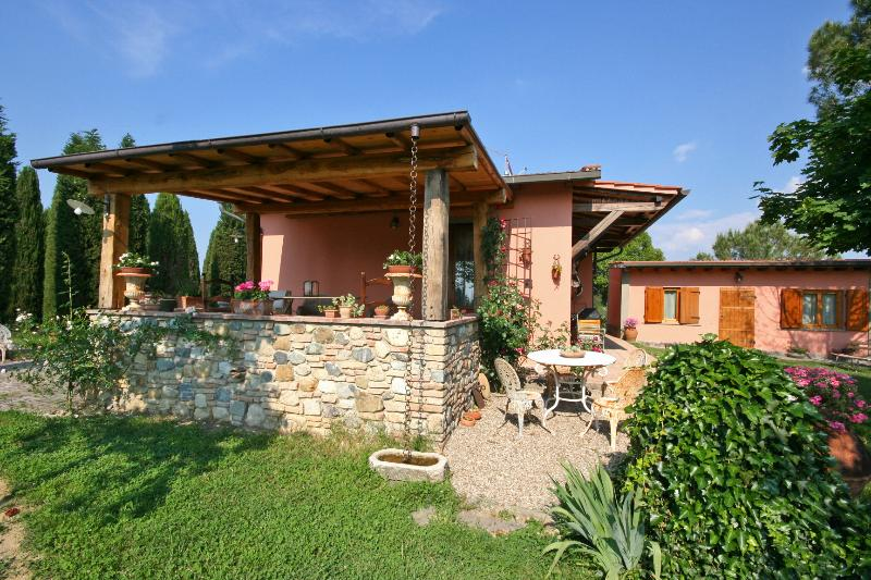 Tuscany Villa with Private Pool - Casa Geranio - Image 1 - San Casciano in Val di Pesa - rentals