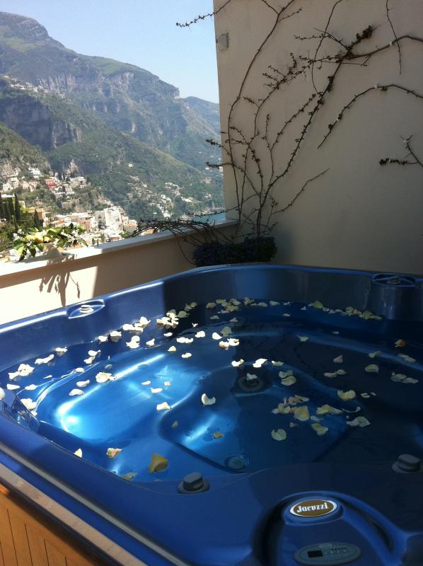 Luxury Positano Villa with Beautiful Views - Villa Magnifica - Image 1 - Positano - rentals