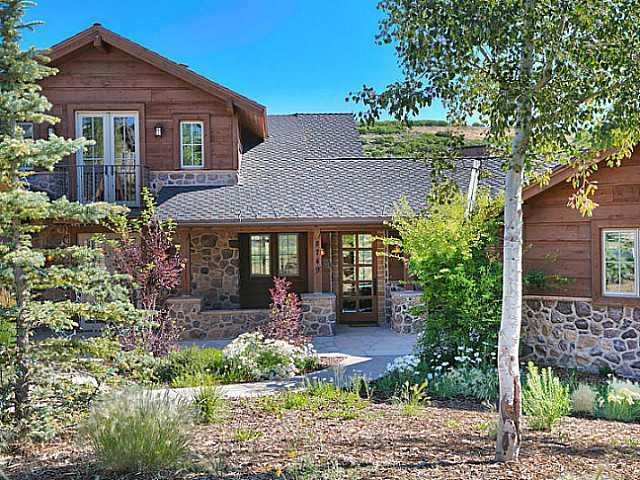 Front - Park City Utah - Promontory- 5 Bedroom  Residence - Park City - rentals