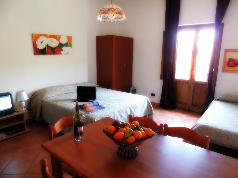 Living - THAT'S AMORE CILENTO STUDIO - Agnone Cilento - rentals
