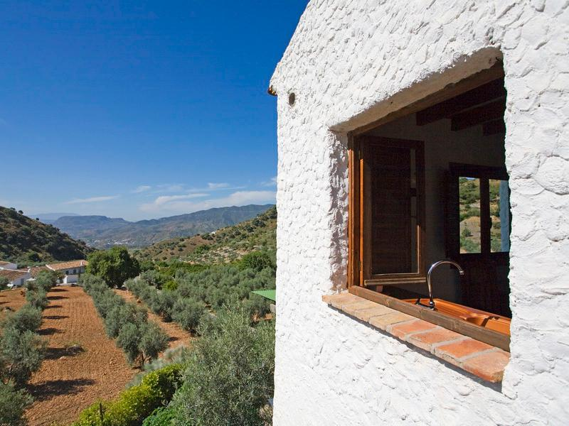 Exterior - Apartment Rocabella with private pool in El Chorro - Alora - rentals