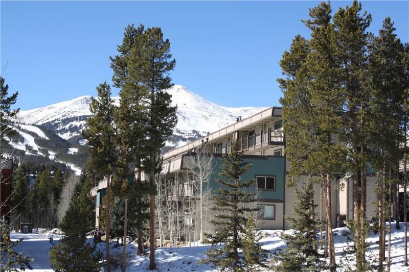 Ski and Racquet B102 - Image 1 - Breckenridge - rentals