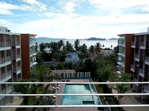 Andaman sea view - Enjoy beautiful Krabi and relax with nature - Pak Nam - rentals