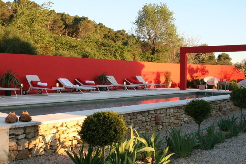 Pool - romanticGipsy caravan - Piolenc - rentals