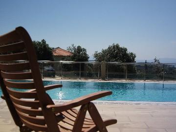 4 BDR, 4,5 BATH, SWIMMING POOL, 45 MIN TO AIRPORT - Image 1 - Seferihisar - rentals