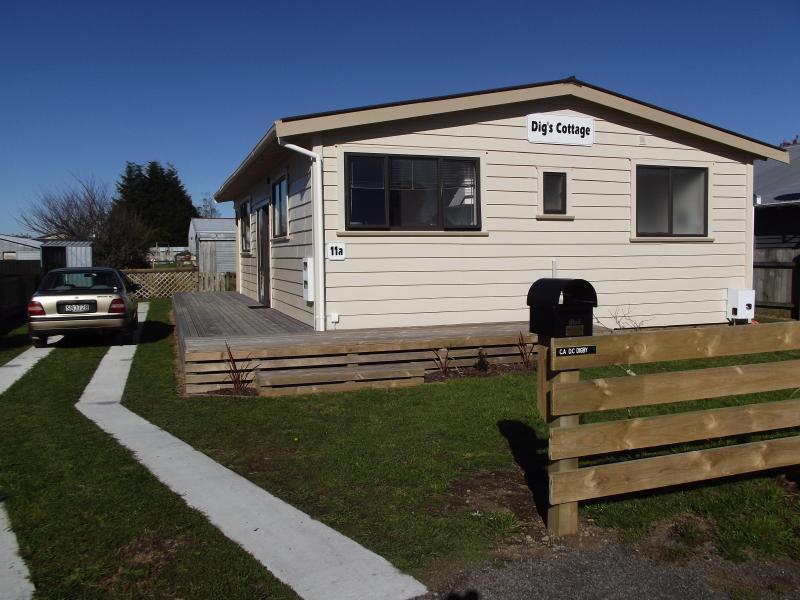 Digs Cottage - 3 BEDROOM COTTAGE STYLE HOUSE - NEAR MT TARANAKI - Stratford - rentals