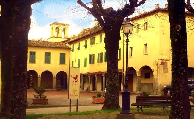 Piazza Jacopo  Landino - Casa Landino - Pratovecchio - rentals