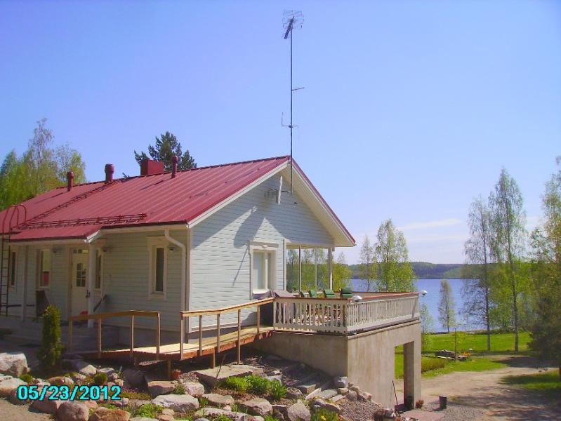 Willa Rautalahti Parikkala Luxury Holiday Home - Image 1 - Parikkala - rentals