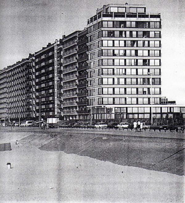 Middelkerke Building - Beautiful  Penthouse 10th & 11th floor, Middelkerke,  Belgium coast. - Middelkerke - rentals