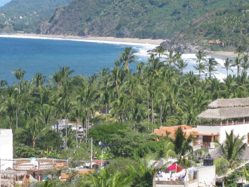 Sayulita Spectacular Ocean View - Sayulita spectacular ocean view - Sayulita - rentals