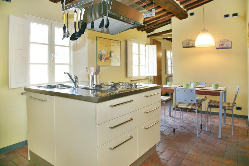 Giglio Tuscan Style Apartment with 2 Free Bikes - Image 1 - Lucca - rentals