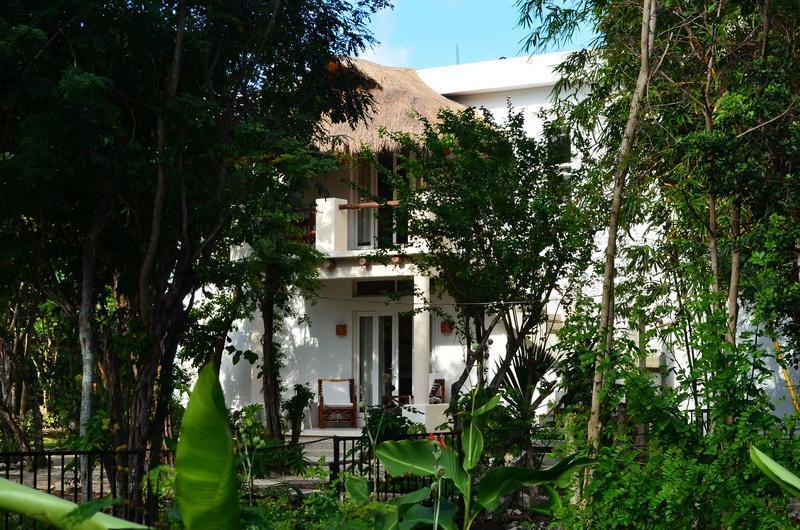 BUILDING - Full Equiped Apartment In Cozumel - Villas El Encanto Mexico - Cozumel - rentals