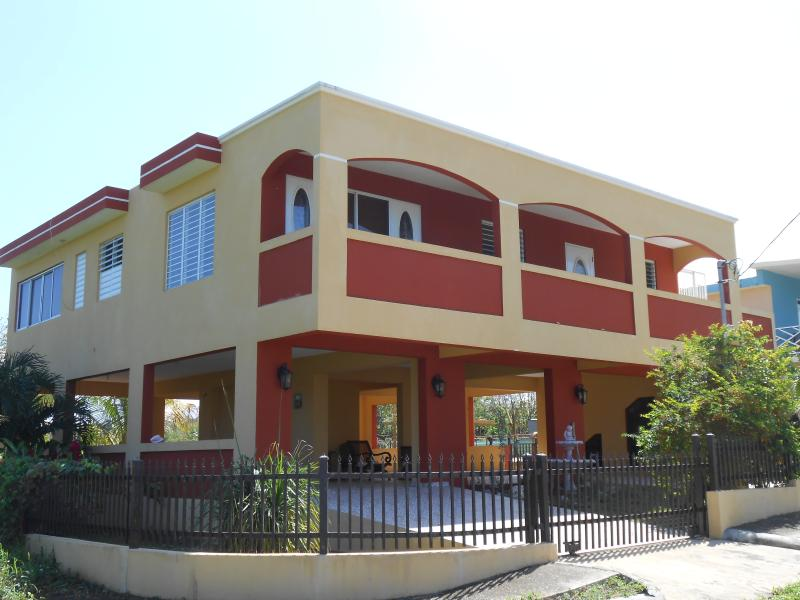 This is our Big Beautiful Ocean View Home!!! - Ocean View / West Coast (Sleeps 1-13) - Camuy - rentals