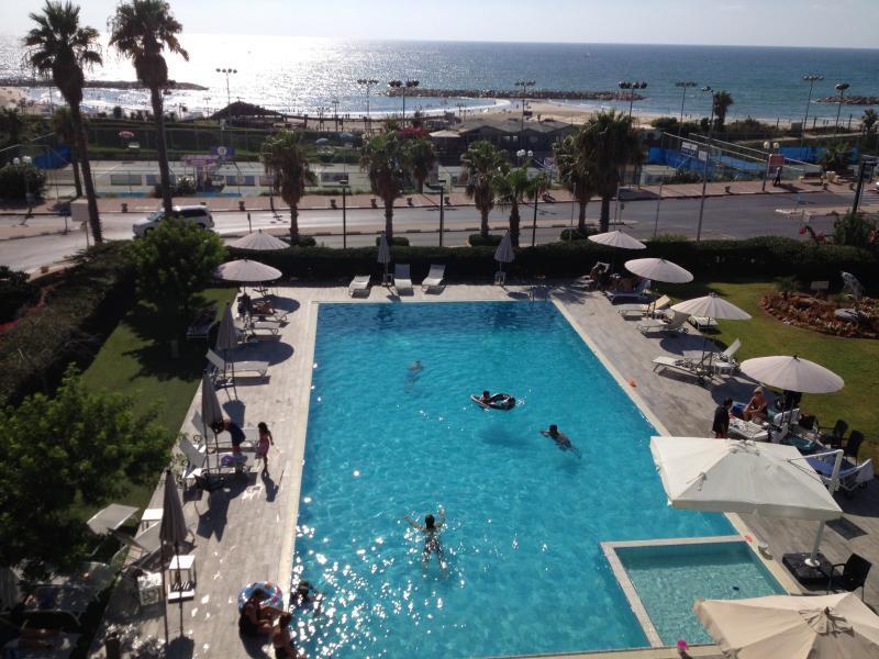 Amazing big 3 bedroom apt.herzelya pitch , sea view - Image 1 - Israel - rentals