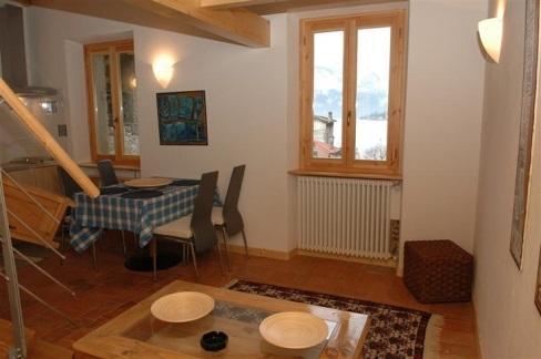 Lake view from the windows - Holiday rental Porlezza - Second floor (sleeps 6) - Porlezza - rentals