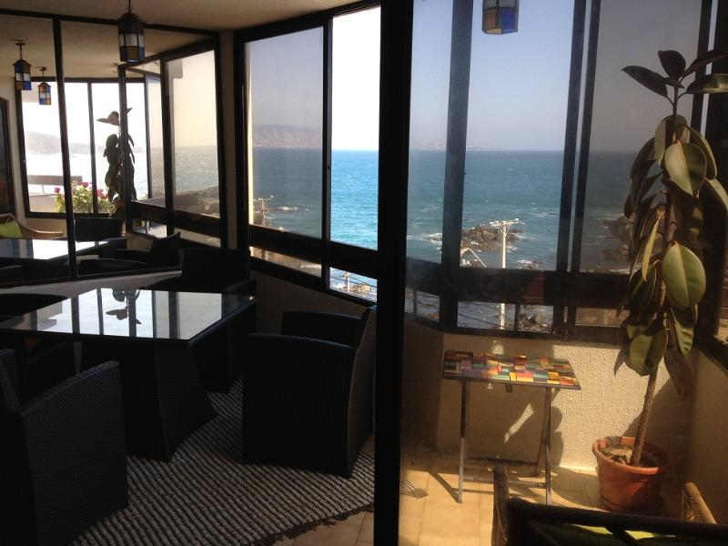 Awesome Beachfront Apartment - Reñaca Viña del Mar - Image 1 - Vina del Mar - rentals