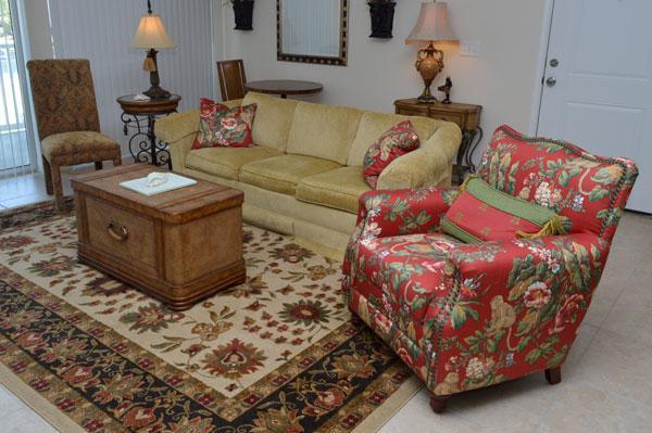 Spacious Living Room - Spacious modern 3BR, near beach, WiFi/HDTV/Pool!!! - North Myrtle Beach - rentals