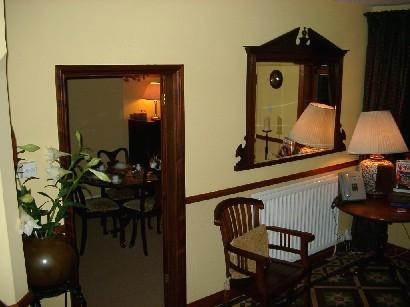Entrance Hall looking into dining room - This Property is No Longer Available - Hinckley - rentals