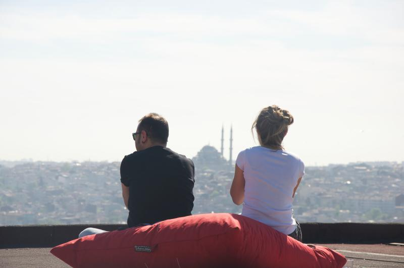 Great Location in Asmali Mescit, Beyoglu - Image 1 - Istanbul - rentals